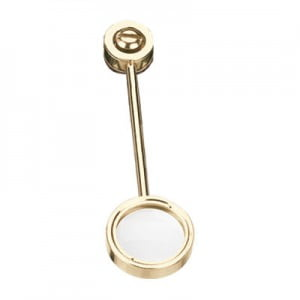 10 Diopter Swing-away lens for Magnilite® Vision-Lite® - Gold