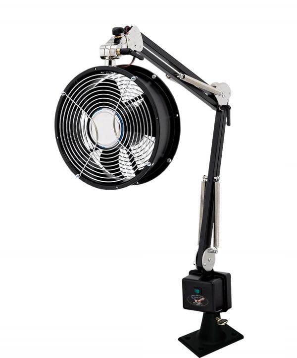 Ultra Exhaust Fan - Screw Down Base