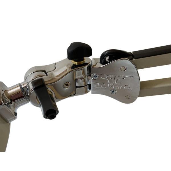 Big Eye Magnifier hinge