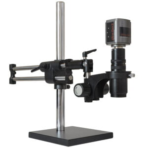 MacroZoom® Ultra-Cam™ II with Ball Bearing Base, Ergonomic Measurement and Inspection