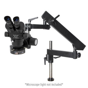 ProZoom® 6.5 Binocular Microscope with Articulated Arm Base
