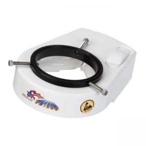 Micro-Lite® High/Low Fluorescent Ring Illuminator