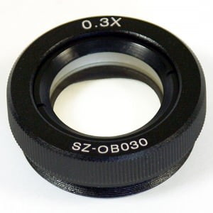 Prolite® Stereo-Zoom 0.3X Objective lens