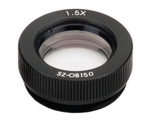 White PZ-WF10 10x Super Wide Eyepiece for Pro-Zoom O.C 28mm Diameter