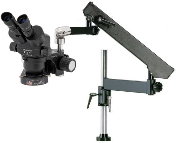ProZoom® 6.5 Binocular Microscope - Articulating Arm Base - TKPZ-FA-LV2