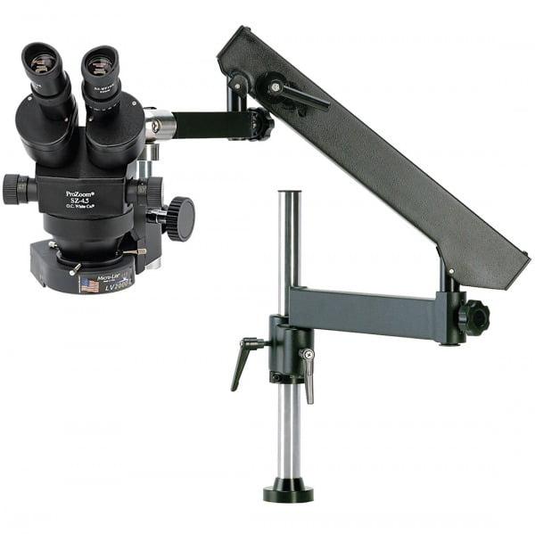 ProZoom® 4.5 Binocular Microscope - Articulating Arm Base - TKSZ-FA-LV2