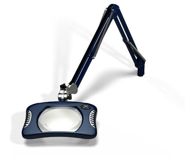 Green-Lite™ - Rectangular LED Magnifier - Spectre Blue