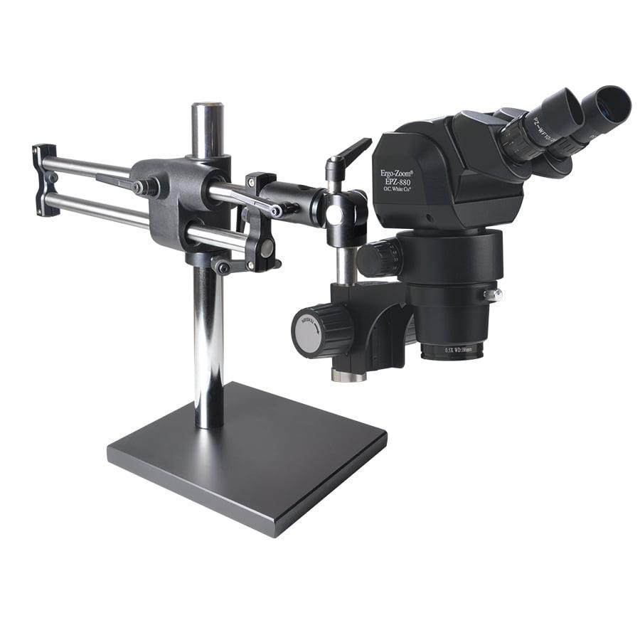 Ergo-Zoom® Ergonomic Position Zoom Adjustable Microscope 880, Ball Bearing Boom
