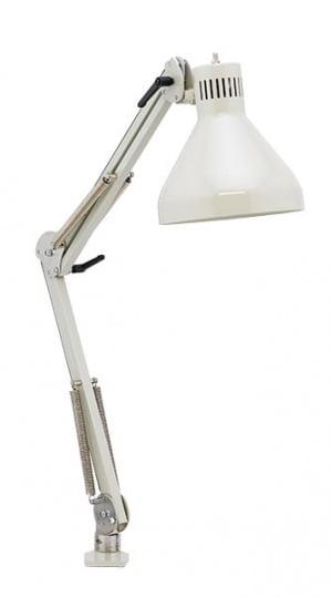 """Heavy Duty Task Light shown with Table Edge Clamp - 37"""" Reach"""