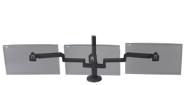 ProBoom® Ultima™ Triple Monitor SMS Package