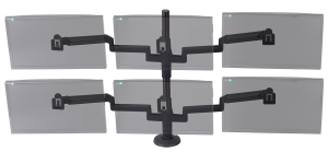ProBoom® Ultima™ Six Monitor SMS Package
