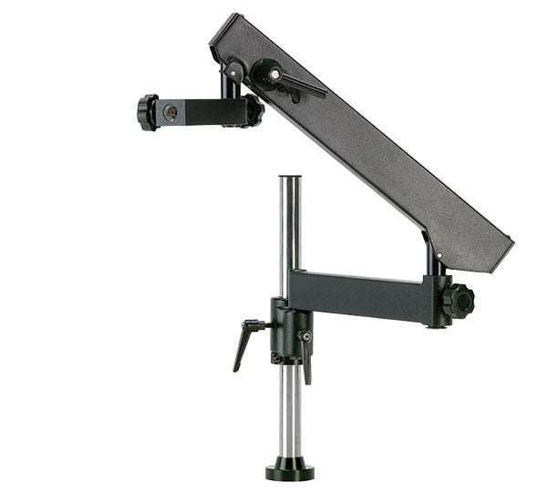 Heavy Duty Articulating Arm Assembly for Microscopes & Video Systems