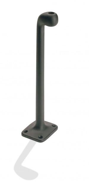 "ProBoom® 12"" Cast Riser Base Assembly (shown in Carbon Black)"