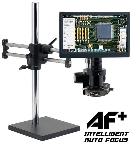 Super-Scope® AF+ Auto Focus Ergonomic Inspection - Ball Bearing Base - No Light-0