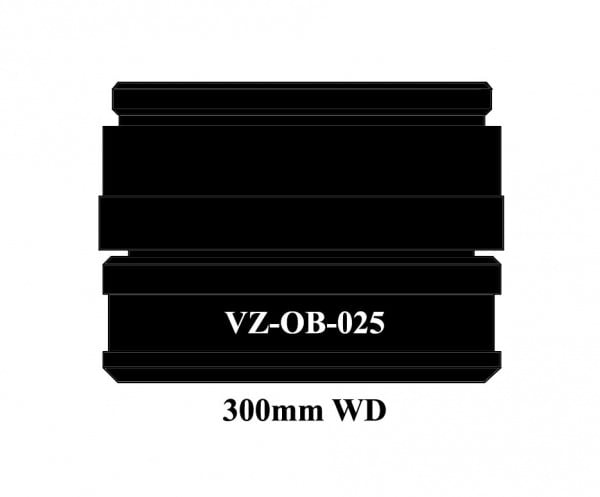 .25x Auxiliary lens for O.C. White 4.5x MicroZoom (300mm WD)