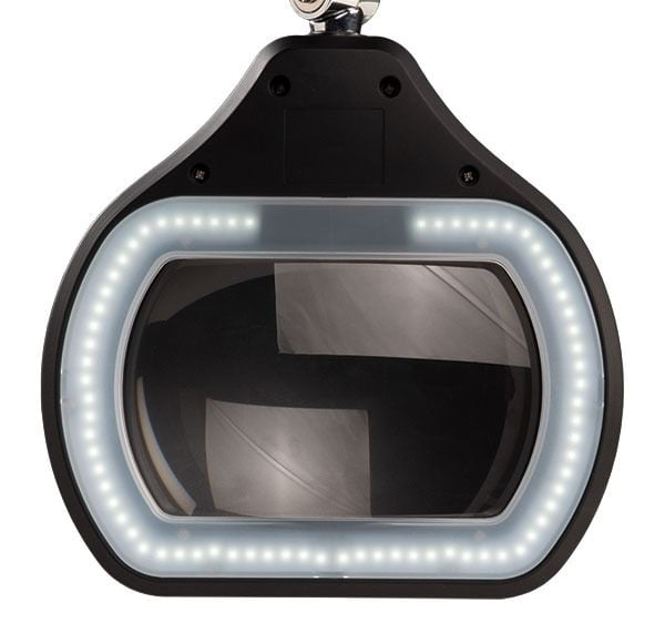 """Low LED Setting for Accu-Lite™ 6.85"""" Rectangle LED Magnifier"""