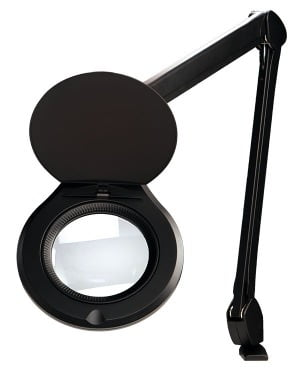 "Accu-Lite™ 5"" Round LED Magnifier; 3.5 Diopter (1.88x)"