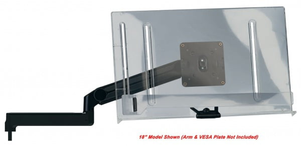 """18"""" Clear Document Holder for Ultima™ SMS and EPS Systems"""