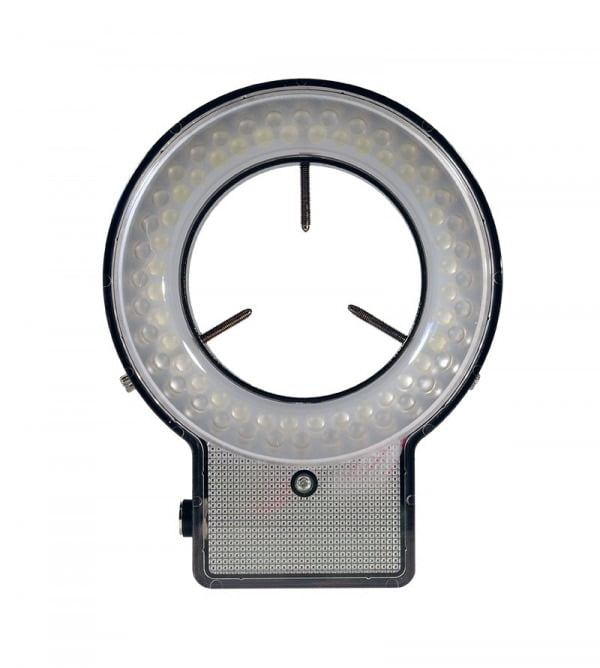 Accu-Lite™ Dimmable LED Ring Illuminator with Quadrant Control