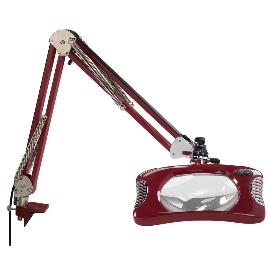 Green-Lite Magnifying lamp for precise, clear magnification