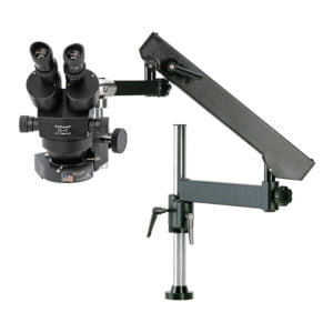 ProZoom® 4.5 Extended Working Distance Binocular Microscope with Articulating Arm