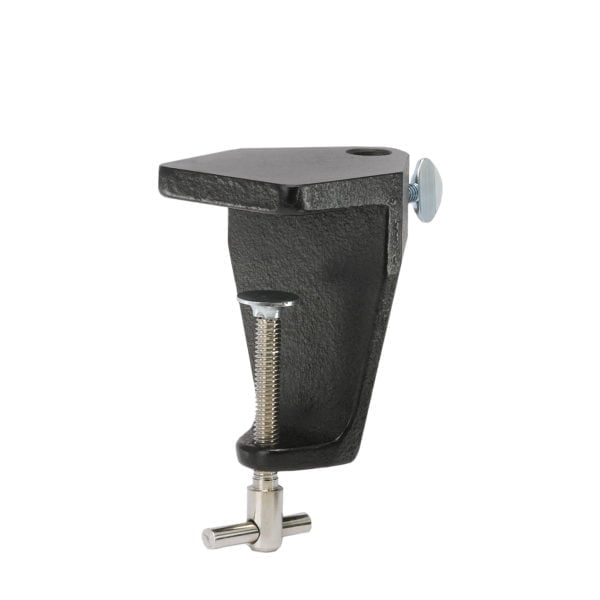 Cast Iron Table Edge Clamp Assembly for All ProBoom® Elite and Junior Mic Arms