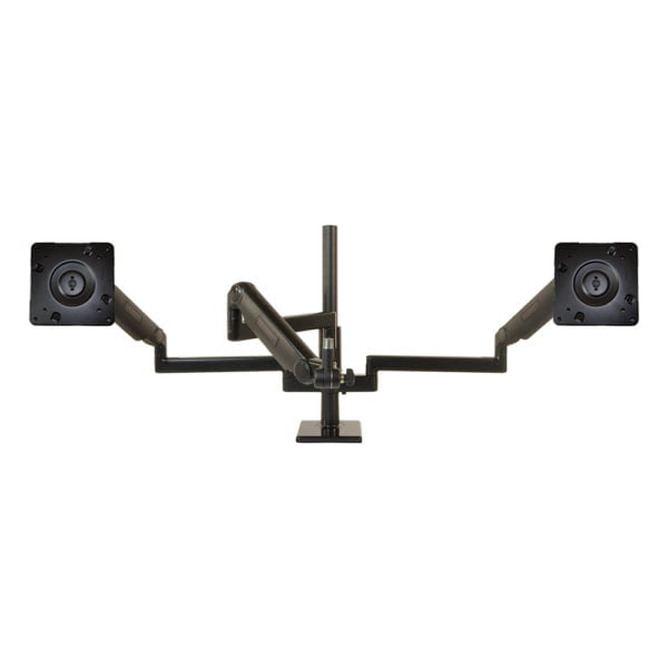 ProBoom® Ultima® Scalable Monitor System, two monitors and one mic configuration