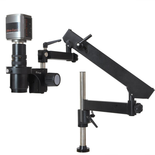 MacroZoom® Ultra-Cam™ II with Articulated Arm Base