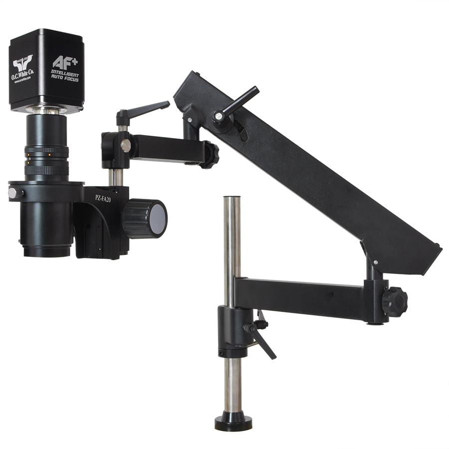 MacroZoom® Auto-Focus, Articulating Arm Base