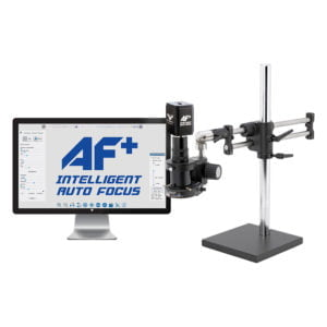 "Turn-key MacroZoom Auto Focus with 22"" Monitor and Ball bearing base"