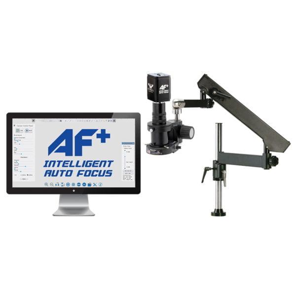 Turn Key MacroZoom® Auto Focus with Articulated Arm