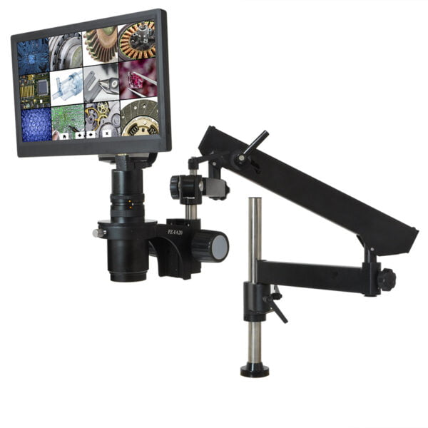 Super-Scope® Video Inspection System with Articulated Arm Base