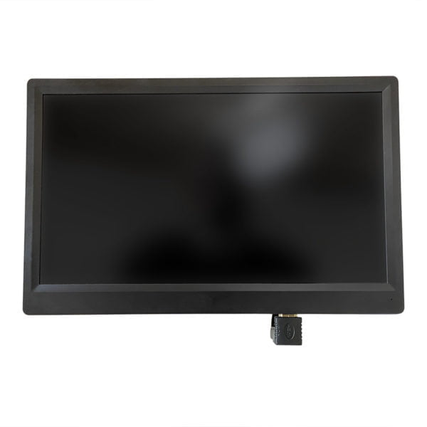 """Integrated 12"""" Monitor for Super-Scope® front view"""
