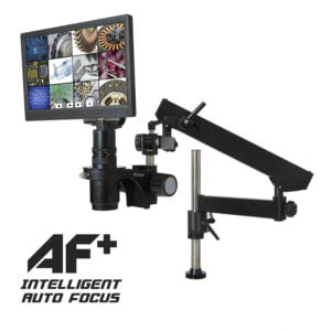 Super-Scope® Auto-Focus Video Inspection System with Articulated Arm Base