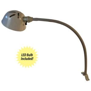 """Uniflex LED 18"""" Gooseneck Lamp"""