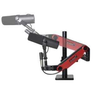 ProBoom® Ultima® Gen2 Mic Boom with 4-way Clamp and 12-inch Support Post