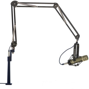 ProBoom Elite Deluxe 3 Arm with Integrated XLR Riser